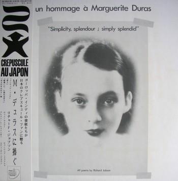 un hommage à Marguerite Duras
